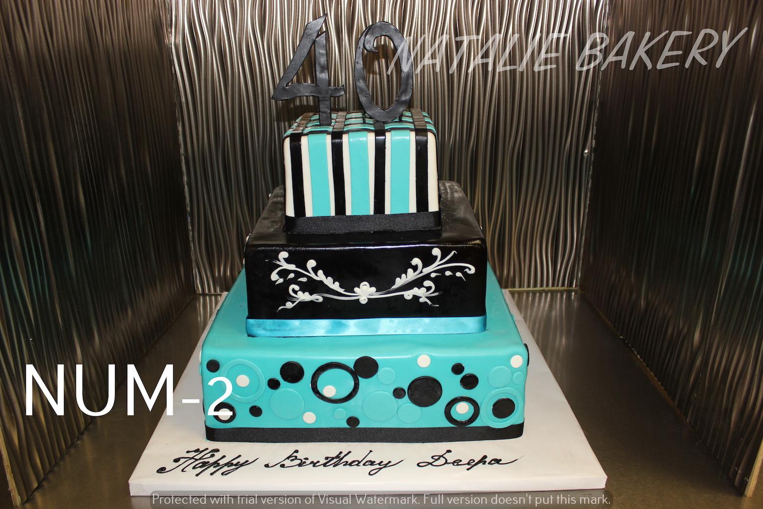 Awesome Number Birthday Natalie Bakery Funny Birthday Cards Online Amentibdeldamsfinfo